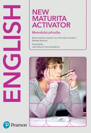 New Maturita Activator Teacher's Book CZ
