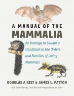 Manual of the Mammalia