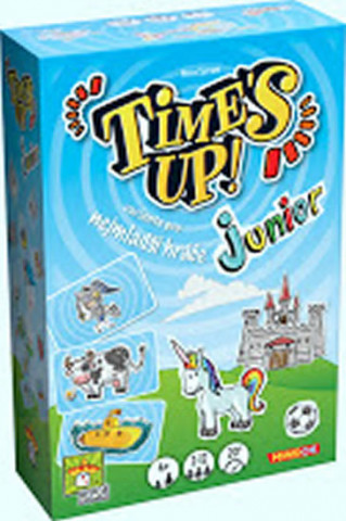 Time's Up!: Junior
