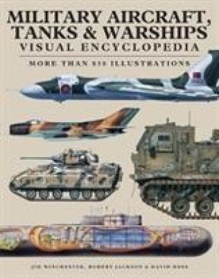 Military Aircraft, Tanks and Warships Visual Encyclopedia