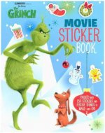 Grinch: Movie Sticker Book