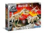 Sada T-Rex 3v1 jurský svět