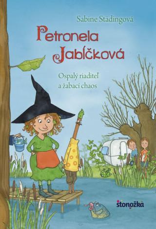 Petronela Jabĺčková