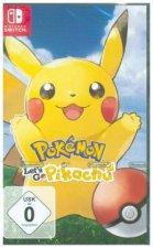 Pokémon, Let's Go, Pikachu!, 1 Nintendo Switch-Spiel