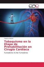 Tabaquismo en la Etapa de Prehabilitacion en Cirugia Cardiaca