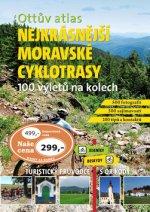 Ottův atlas Nejkrásnější moravské cyklotrasy