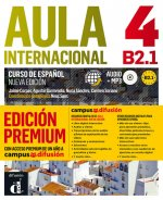 Aula Internacional Nueva edición 4 (B2.1) - Premium – Libro del alumno + CD