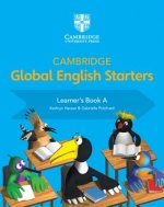 Cambridge Global English Starters Learner's Book A