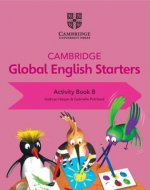 Cambridge Global English Starters Activity Book B