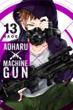 Aoharu X Machinegun, Vol. 13