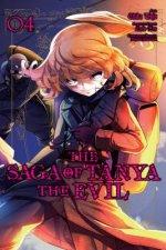 Saga of Tanya the Evil, Vol. 4 (manga)