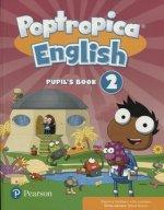 Poptropica English Level 2 Pupil's Book + PEP kód elektronicky