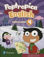 Poptropica English Level 4 Pupil's Book + PEP kód elektronicky