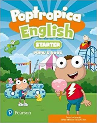Poptropica English Starter Pupil's Book + PEP kód elektronicky