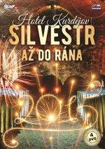 Silvestr 2015 z Kurdějova - Dechovky - 4 DVD