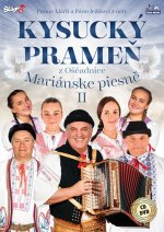 Kysucký prameň - Mariánské piesně 2 CD+DVD