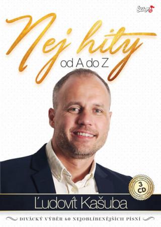 Kašuba L. - Nej Hity A-Z - 3 CD