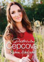 Čepcová Patricia - S tebou či bez teba - CD + DVD