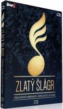 Zlatý Šlágr - Nej Hity A-Z - 3 CD