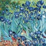 Impresionisté 2019 - nástěnný kalendář