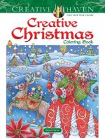 Creative Haven Creative Christmas Coloring Book