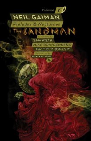 Sandman Volume 1