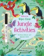 Wipe-Clean Jungle Activities