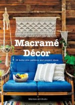 Macrame Decor: 25 Boho-chic Interior Ideas and Patterns