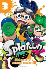 Splatoon, Vol. 3