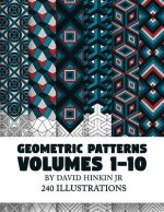 Geometric Patterns Volumes 1-10
