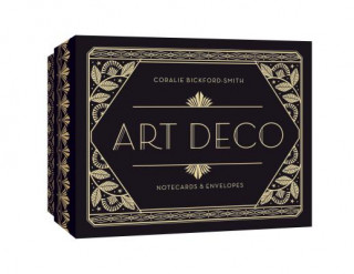 Paper + Goods: Art Deco Notecards & Envelopes