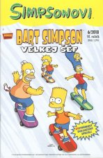 Bart Simpson Velkej šéf