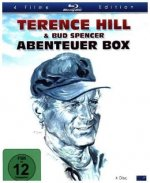 Terence Hill & Bud Spencer - Abenteuer Box, 4 Blu-ray (Special Edition)