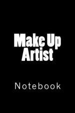 Make Up Artist: Notebook