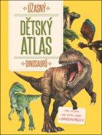 Úžasný dětský atlas dinosaurů