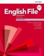 English File: Elementary: Workbook Without Key