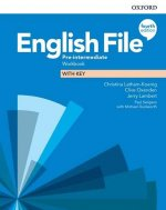 English File Fourth Edition Pre-Intermediate Workbook with Answer Key