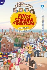 Fin de Semana en Barcelona: Level A1+ with Free Online Audio Access