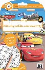 Krížovky, sudoku, osemsmerovky/ Cars