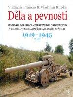 Děla a pevnosti 1919-1945