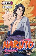 Naruto 38 Výsledek tréninku