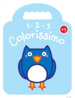 Colorissimo 1-2-3 Sova