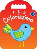 Colorissimo 1-2-3 Pták