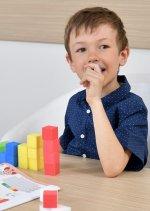 Barevné kostky – sada pro třídu