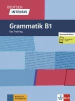 Deutsch intensiv Grammatik B1.  Buch + online