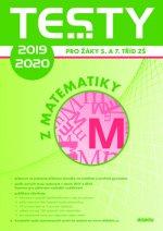 Testy 2019 -2020 z matematiky pro žáky 5. a 7. tříd ZŠ