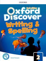 Oxford Discover: Level 2: Writing and Spelling Book