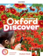 Oxford Discover: Level 1: Student Book Pack