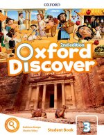 Oxford Discover: Level 3: Student Book Pack
