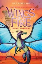 Lost Continent (Wings of Fire, Book 11)